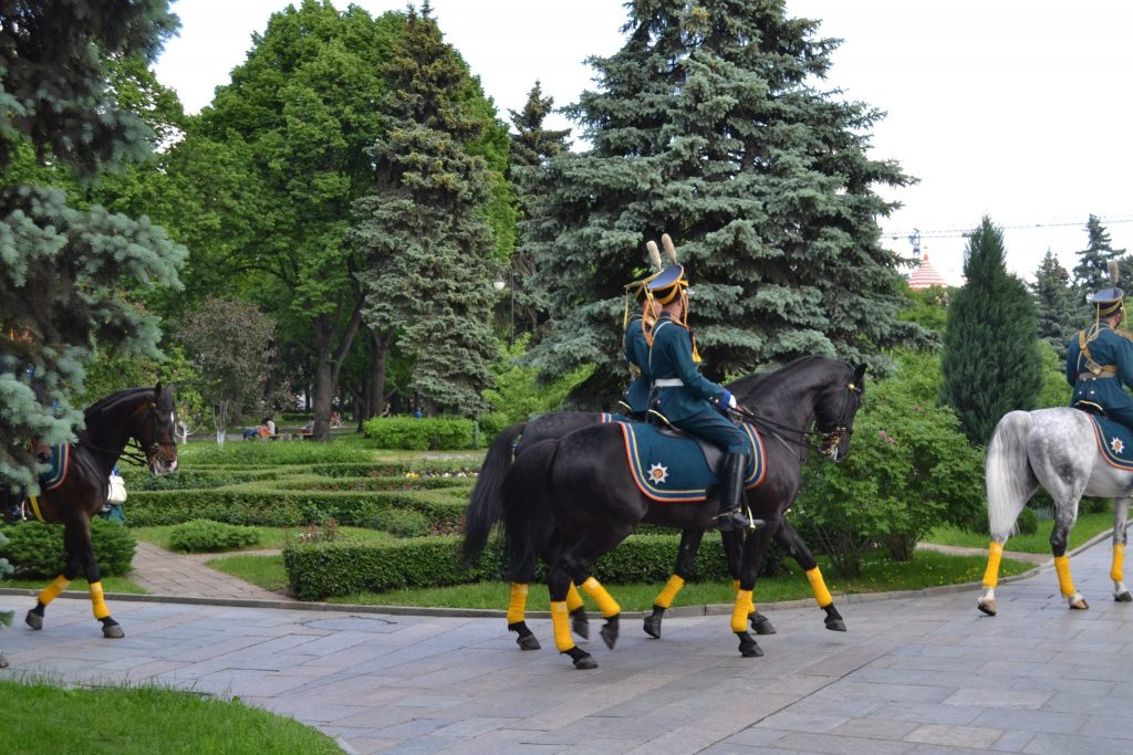 Visit Moscow Kremlin blog