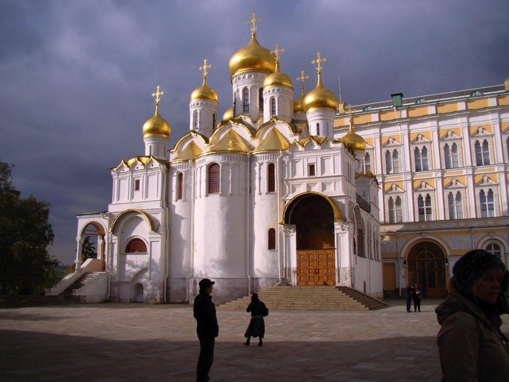 Visit Kremlin