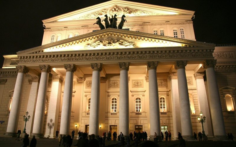 Bolshoi Theatre Moscow: how to buy tickets for Bolshoi theatre ballet