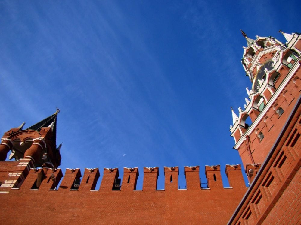 what to do in red square Moscow