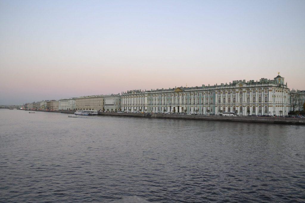 Hermitage museum in Saint Petersburg visiting blog