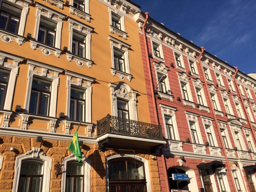 Best hotels where to stay in St Petersburg
