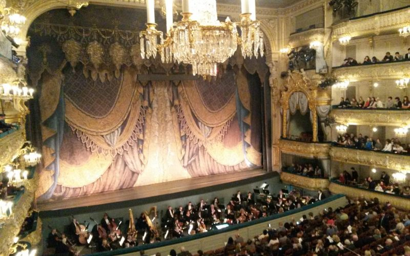 Mariinsky Theatre tickets dress code