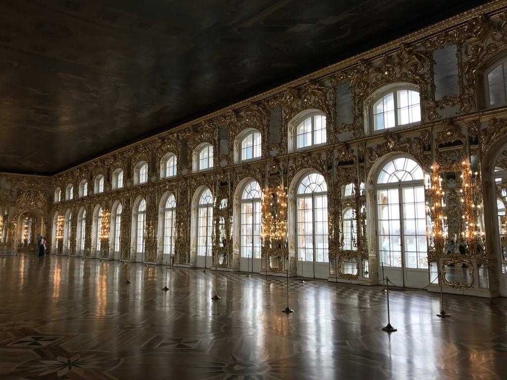 Catherine Palace interior blog photo