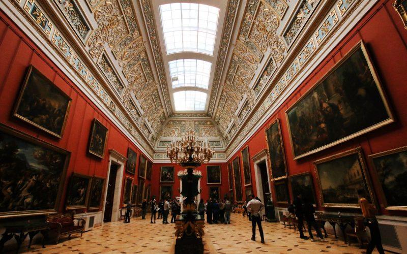 Hermitage Museum in Saint Petersburg: tickets
