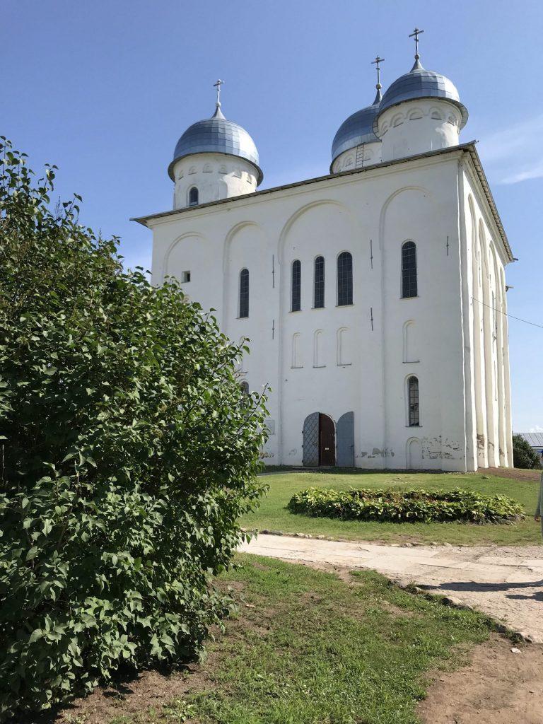 Visiting Veliky Novgorod hotels station