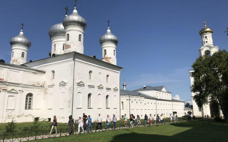 Visit Veliky Novgorod | Train from St Petersburg, hotels in Veliky Novgorod