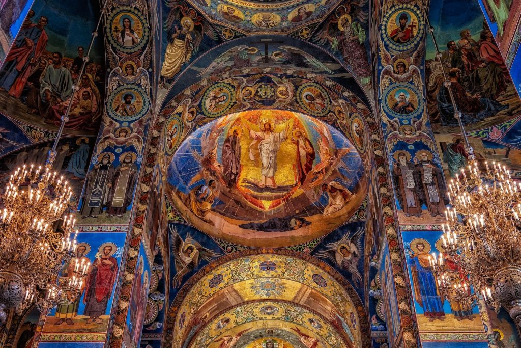 Visiting Church of the Savior on Spilled Blood tickets