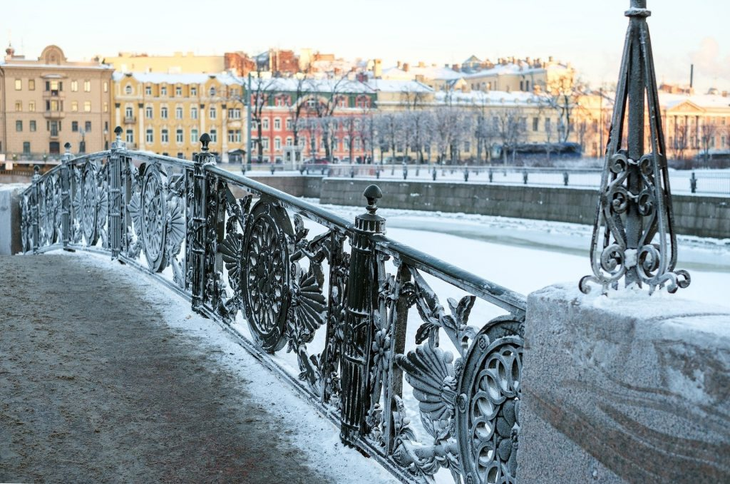 best time to visit St Petersburg winter January February