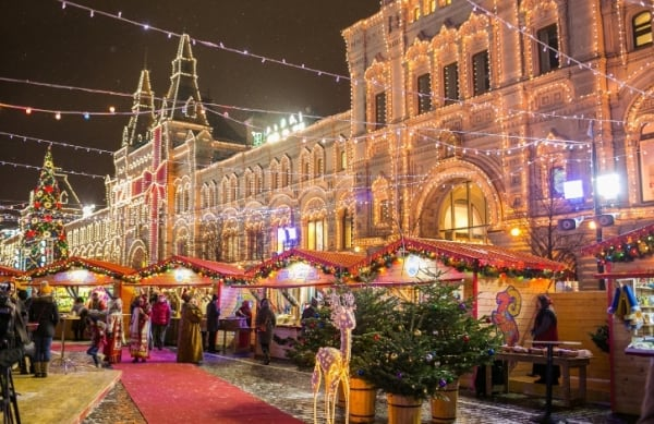 When to go to Moscow