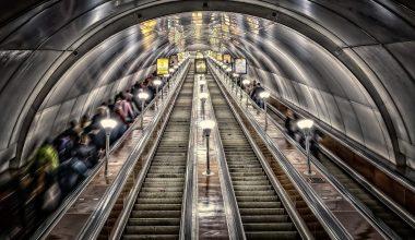 St Petersburg public transport metro