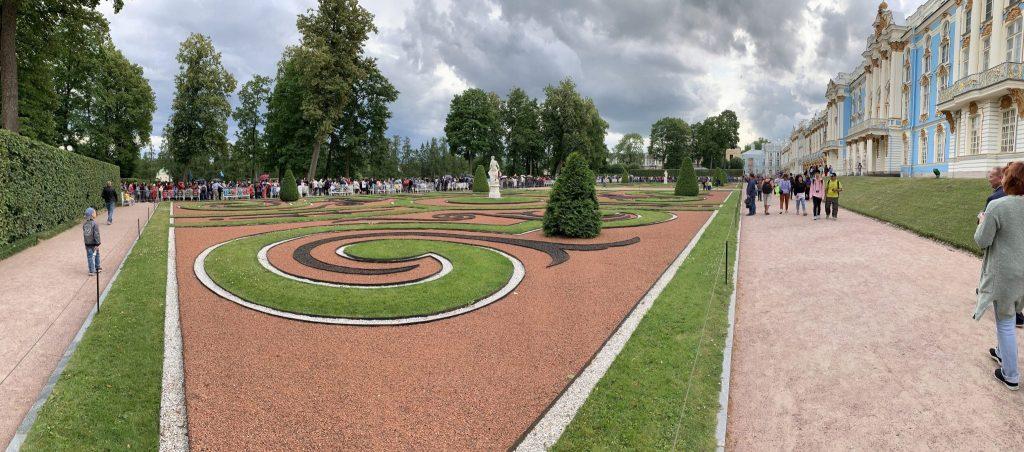 palace park St Petersburg