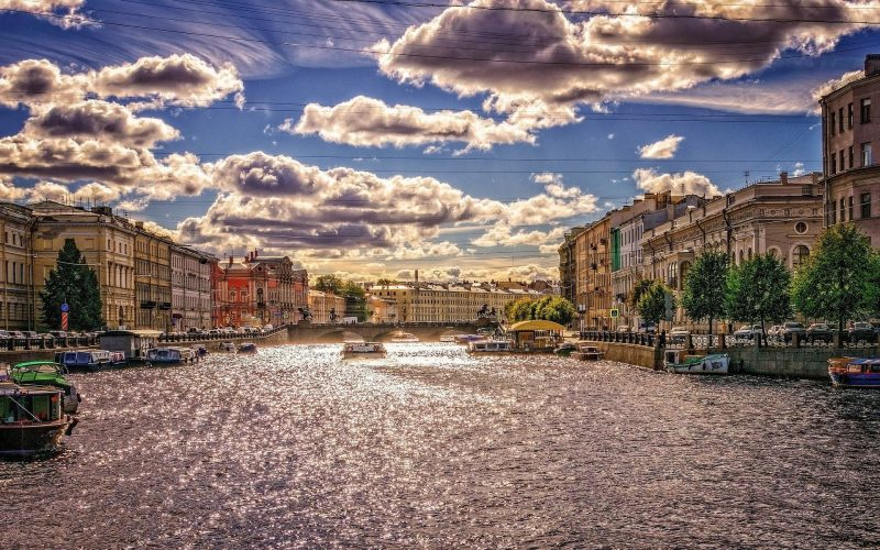When is the best time to visit St Petersburg