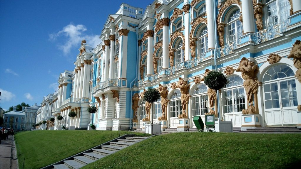 Catherine Palace and Amber Room: how to get there from St Petersburg